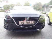 Bán ô tô Mazda 3 1.5AT năm 2015, màu đen chính chủ