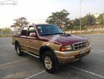 Bán xe Ford Ranger XLT sản xuất 2002, màu đỏ