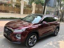 Bán ô tô Hyundai Santa Fe 2.2L HTRAC năm sản xuất 2019, màu đỏ
