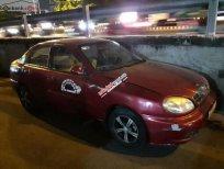 Cần bán xe Daewoo Lanos SX đời 2003, màu đỏ