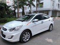 Bán Hyundai Accent 1.4 AT sản xuất năm 2015, màu trắng, xe nhập