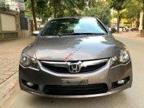 Cần bán lại xe Honda Civic đời 2011, màu nâu xe nguyên bản