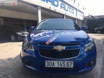 Bán ô tô Chevrolet Cruze đời 2014, màu xanh lam