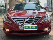 Cần bán lại xe Hyundai Sonata 2.0 AT năm 2011, màu đỏ, xe nhập chính chủ giá cạnh tranh