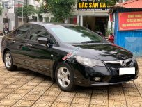 Không dùng nên bán xe cũ Honda Civic 1.8 AT sản xuất năm 2011, màu đen