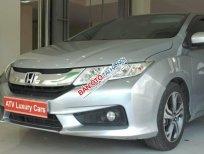 Cần bán xe Honda City CVT sản xuất năm 2016, màu bạc, giá chỉ 460 triệu