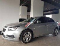 Cần bán xe Chevrolet Cruze LTZ sản xuất 2017, màu bạc số tự động
