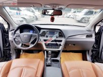 Bán xe Hyundai Sonata 2.0AT đời 2014, màu đen, nhập khẩu