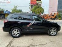 Cần bán Hyundai Santa Fe MLX năm sản xuất 2007, màu đen, nhập khẩu nguyên chiếc