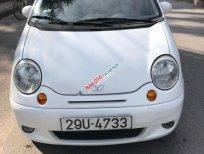 Cần bán lại xe Daewoo Matiz SE đời 2004, màu trắng