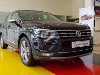 Bán ô tô Volkswagen Tiguan Allspace đời 2019, màu đen, nhập khẩu
