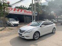 Cần bán Hyundai Sonata Y20 sản xuất năm 2010, màu trắng, nhập khẩu