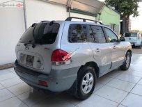 Cần bán Hyundai Santa Fe Gold đời 2005, màu bạc, nhập khẩu nguyên chiếc