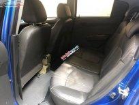 Cần bán xe Chevrolet Spark đời 2013, màu xanh lam số tự động, giá 239tr xe còn mới lắm