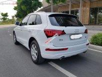 Bán xe Audi Q5 2.0 AT sản xuất năm 2013, màu trắng, xe nhập
