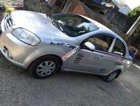 Bán xe Daewoo Gentra 1.5 MT 2007, màu bạc