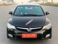 Bán ô tô Honda Civic 2.0AT 2008, màu đen, giá tốt