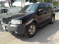 Cần bán xe Ford Escape năm 2003, màu đen xe còn mới lắm