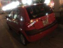 Bán Hyundai Getz 1.4 AT năm 2008, màu đỏ, nhập khẩu nguyên chiếc