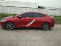 Cần bán lại xe Hyundai Elantra 1.6 AT năm 2016, màu đỏ, giá 575tr