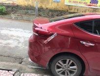 Cần bán lại xe Hyundai Elantra 1.6 AT đời 2016, màu đỏ, nhập khẩu nguyên chiếc