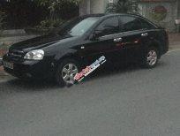 Bán Daewoo Lacetti đời 2008, màu đen xe còn mới lắm