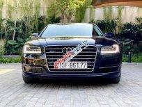 Cần bán gấp Audi A8 sản xuất năm 2014, màu đen, xe nhập, giá tốt