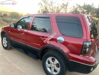 Bán xe Ford Escape AT đời 2005, màu đỏ, chính chủ, 188tr