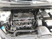 Bán Kia Carens SX 2.0AT đời 2011, màu bạc đẹp như mới