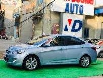 Bán xe Hyundai Accent 1.4 AT đời 2012, màu xanh, xe nhập
