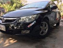 Bán Honda Civic 1.8 AT đời 2006, màu đen, số tự động, giá cạnh tranh