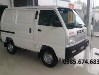 Cần bán Suzuki Blind Van 2021, màu trắng, giá 250tr