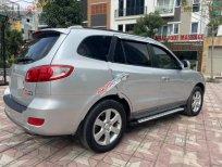 Bán ô tô Hyundai Santa Fe SLX đời 2009, màu bạc, nhập khẩu giá cạnh tranh