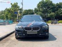 Xe BMW 5 Series 520i đời 2014, màu đen, nhập khẩu nguyên chiếc