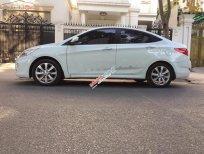 Cần bán lại xe Hyundai Accent 1.4AT năm sản xuất 2015, màu trắng, nhập khẩu nguyên chiếc chính chủ