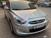 Cần bán Hyundai Accent Blue 1.4AT 2015, màu bạc, nhập khẩu