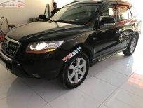 Cần bán xe Hyundai Santa Fe SLX sản xuất năm 2009, màu đen, nhập khẩu nguyên chiếc