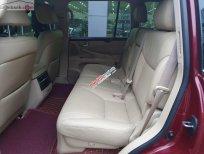 Bán Lexus LX 570 năm sản xuất 2010, màu đỏ, nhập khẩu