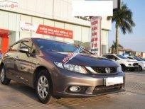 Cần bán lại xe Honda Civic L 1.8AT sản xuất 2015, màu nâu chính chủ