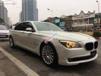 Cần bán lại xe BMW 7 Series 750Li 2010, màu trắng, nhập khẩu nguyên chiếc