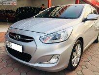 Xe Hyundai Accent 1.4 AT sản xuất năm 2015, màu bạc, xe nhập giá cạnh tranh