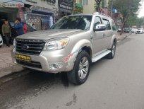 Cần bán xe Ford Everest 2.5MT đời 2012, màu hồng số sàn, giá 475tr