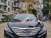 Cần bán lại xe Hyundai Sonata 2.0AT đời 2011, màu đen, nhập khẩu nguyên chiếc