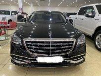 Bán Maybach S450 màu đen,nội thất kem,Model và đăng ký 2018,xe đẹp ,biển vip,tên công ty ,biển Hà Nội,Hóa đơn VAT hơn 6