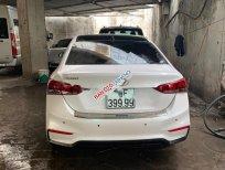 Cần bán lại xe Hyundai Accent AT đời 2018, màu trắng, giá 790tr