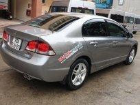 Bán xe Honda Civic 2.0 AT năm 2009, màu bạc