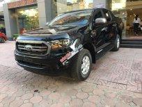 Bán xe bán tải: Ford Ranger XLS năm sản xuất 2019, màu đen, giá cạnh tranh