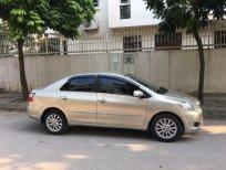 Cần bán gấp Toyota Vios E đời 2014, màu vàng, chính chủ, 282tr