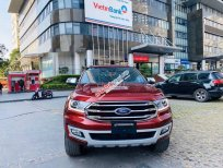 Bán Ford Everest AT năm sản xuất 2018, màu đỏ, xe nhập