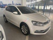Bán ưu đãi cuối năm chiếc xe Volkswagen Polo Hatchback, sản xuất 2019, màu trắng, nhập khẩu nguyên chiếc